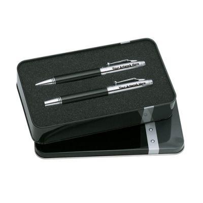 Custom Ballpoint Pen / Rollerball Pen Gift Sets