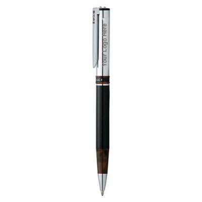 Custom Printed Cutter & Buck Draper Ballpoint Pens