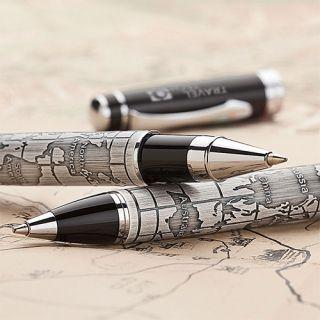 Custom Printed Ferrara Bettoni Rollerball Pens