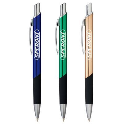 Custom Printed Moby Retractable Metal Pens
