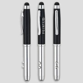 Custom Printed Versatile 4 in 1 Ballpoint Pens