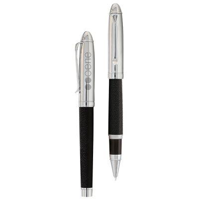 Customized BIC Leather Metal Pens