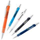 Promotional Logo Capital Ballpoint Pens
