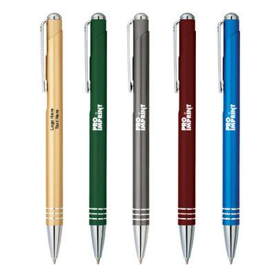 Promotional Logo Cera Metal Pens