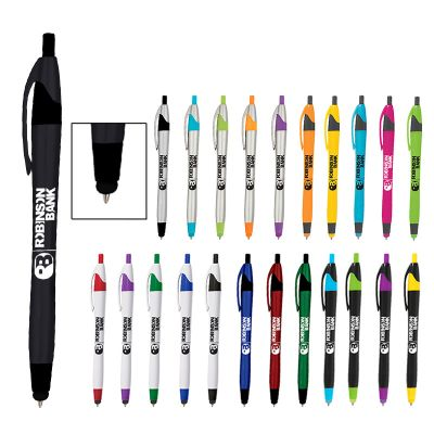 Custom Imprinted Dart Pens with Stylus
