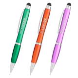 Custom Printed Light Up Stylus Pens