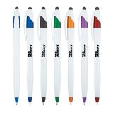 Customized Dart Plastic Stylus Pens