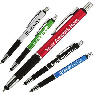 Promotional Logo Vienna Stylus Metal Pens