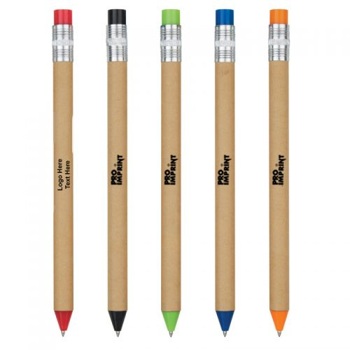 Group Photo Pencil-Look Pen for your School