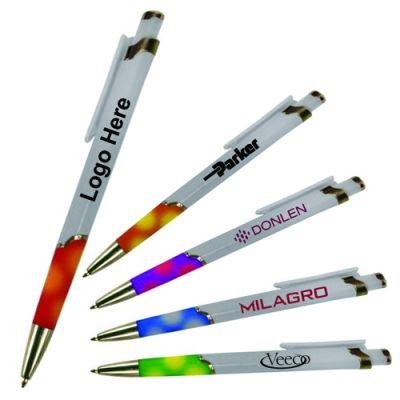Custom Printed Mood Grip Pens