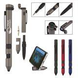 Customized 6 In 1 Quest Multi Tool Pens