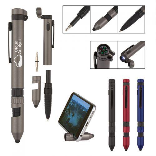 6 In 1 Quest Multi Tool Pens