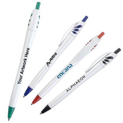 Personalized Sabre Light Plastic Pens