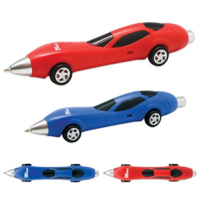 Custom Imprinted Car Shaped Pens