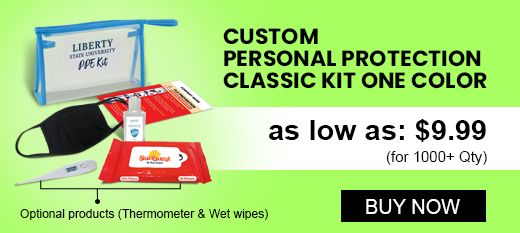 Custom Personal Protection Classic Kit - One Color