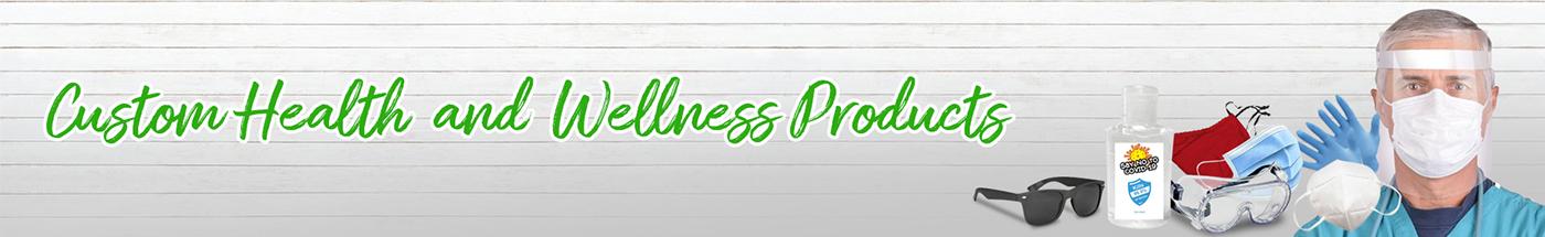 Custom Health & Wellness Products