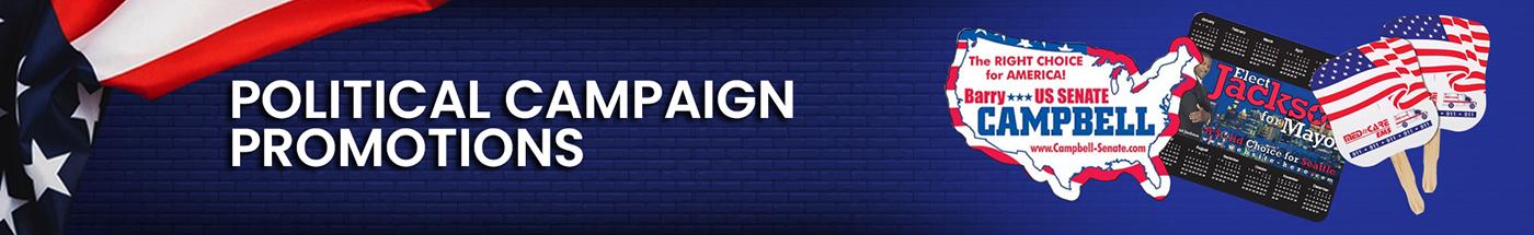 Political Campaign Promotions